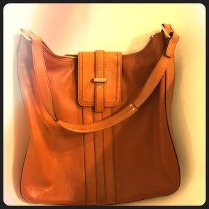 Kate spade shoulder bag, leather